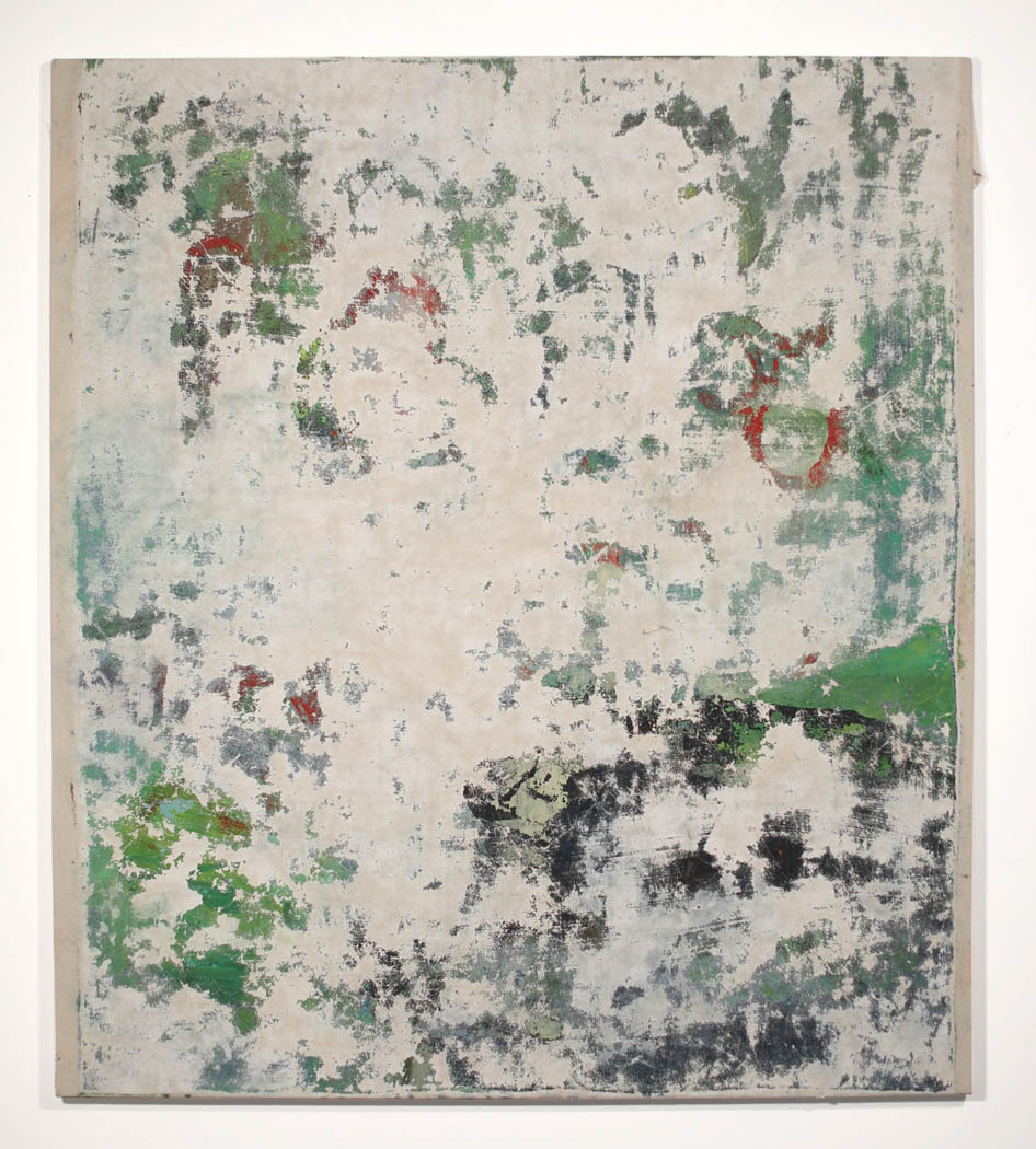 Ajemian, Laundered Painting (41 x 37) II (email), 2013, painting on canvas, 41 x 37 in. 104.14 x 93.98 cm.jpg
