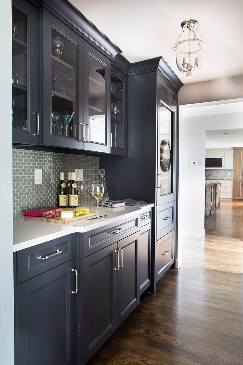 Design by Robin Gannon Interiors | Photo by Anthony Tieuli Photography