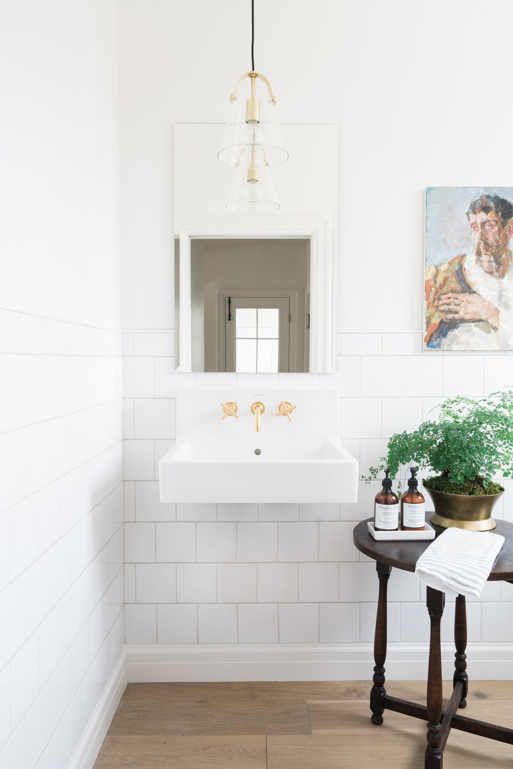 House of Jade Interiors | Travis J Photography | Karin Pendant by Mitzi