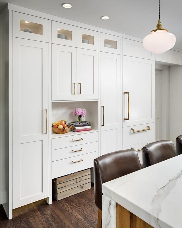 "New ""Haus Talk"" up on the website! Get a Grip: A Practical Guide to Cabinet Hardware - posted by @dwellmagazine. Link in bio. #Springhaus #EverythingAmazing #Cabinets"