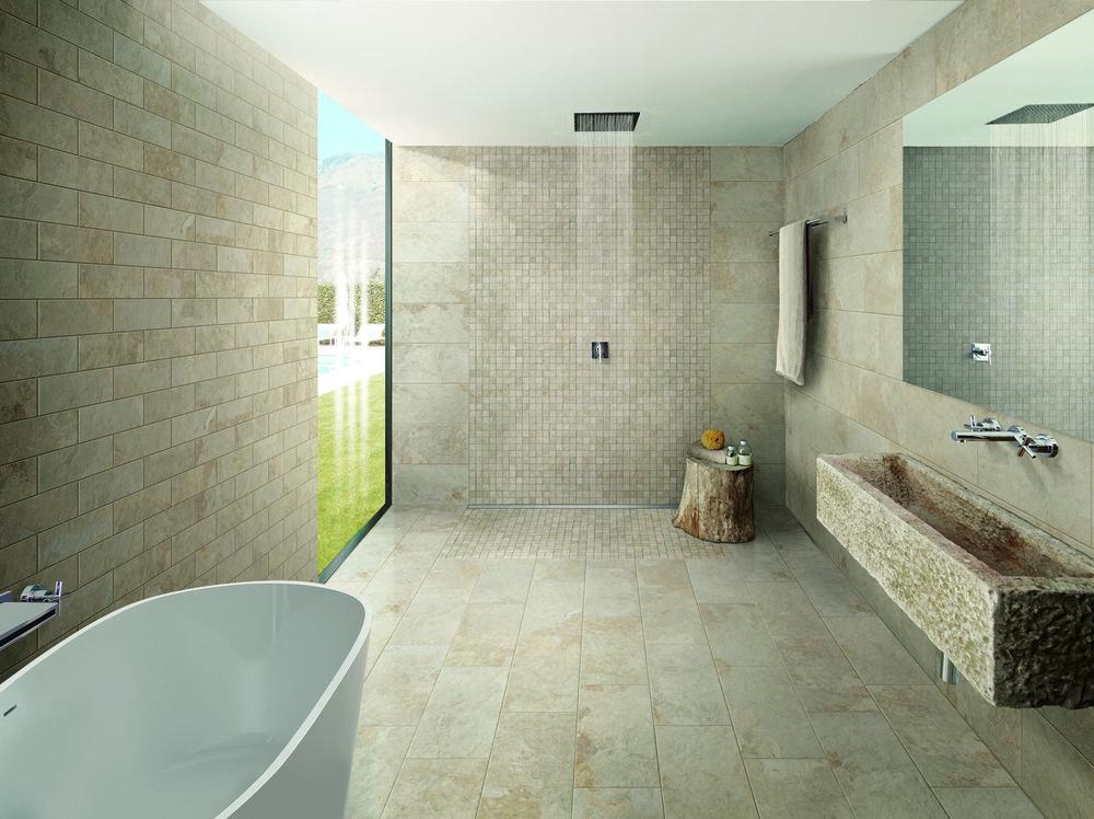 Best Bathroom Flooring Options Springhaus