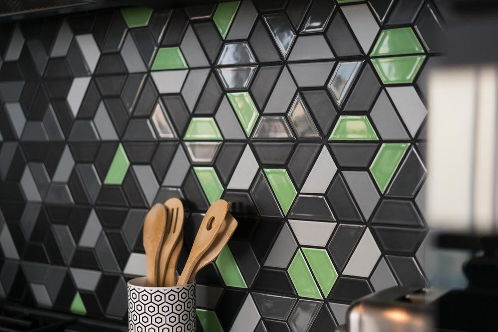 Courtesy of Clayhaus Modern Tile