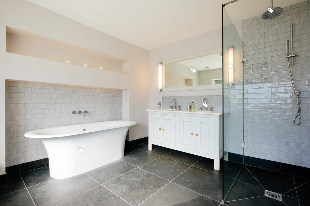 Invest in better tile for a lasting look. Image: Broad & Turner