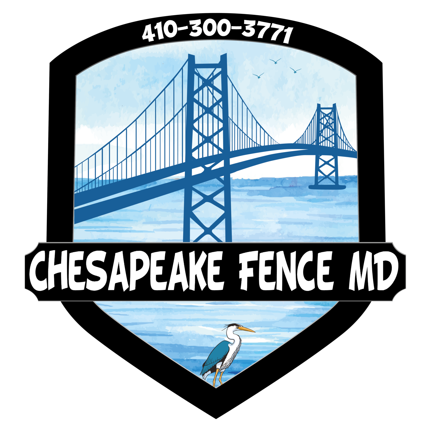 Chesapeake Fence