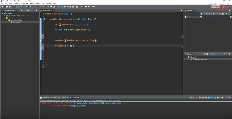 Java Tutorial - Arrays (COMP 202)