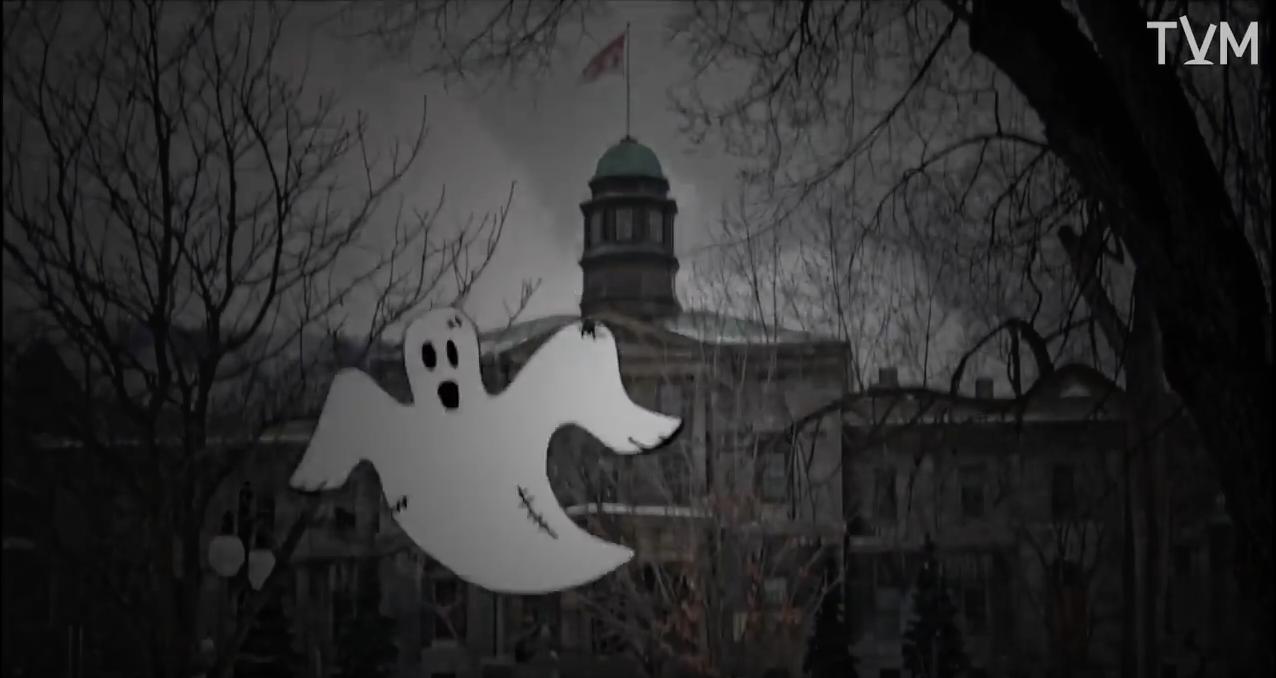 Haunted McGill