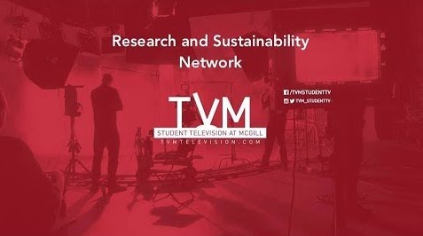 Research and Sustainability Network Live Stream