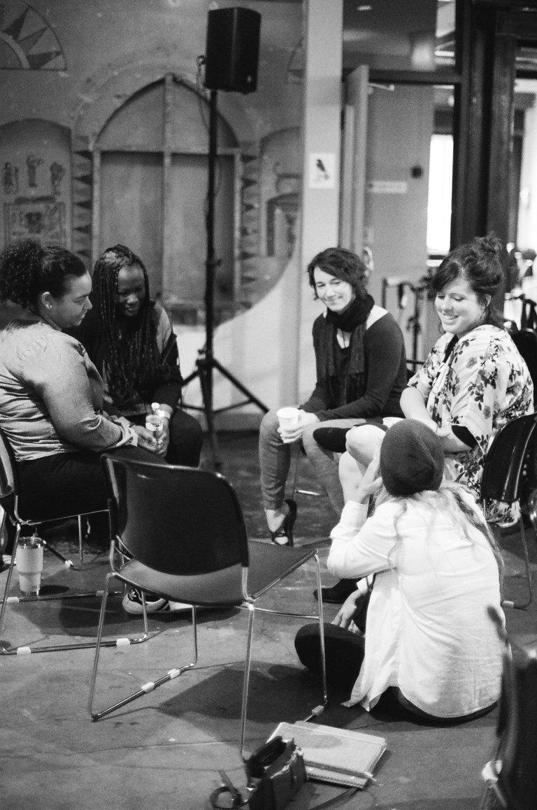 mentorship: - women supporting women