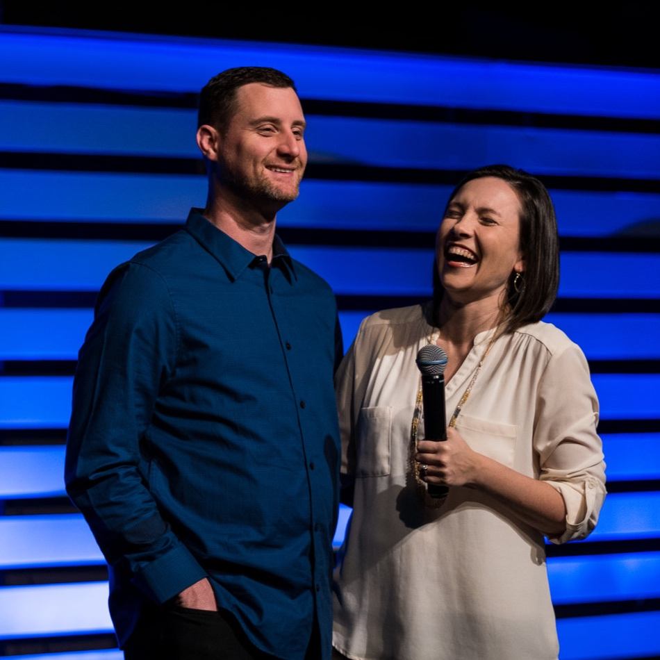 David & Dara Rials - Hello! Wherever you're at in your life, you matter and you have a purpose. We want to help you become the person God has created you to be. Your journey has a next step and we want to help you find it. It could start with serving, honing a group, finding God's vision for your life, giving, or joining us regularly.You don't have to take the next step alone. With a strong community of friends, you can laugh, grow, and serve with people who genuinely care about you.