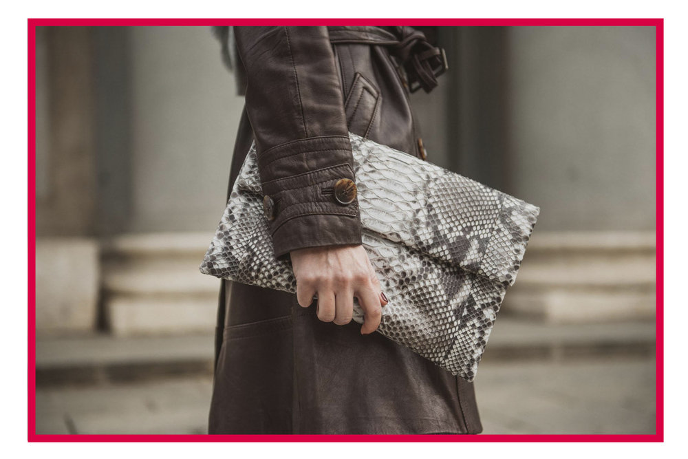 Mis Balinesas natural clutch