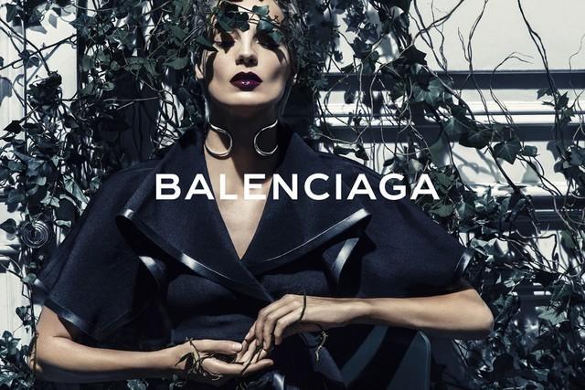 Balenciaga Spring/Summer 2014 w/ Steven Kelin