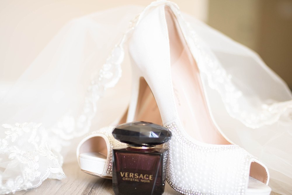 Glam heels.