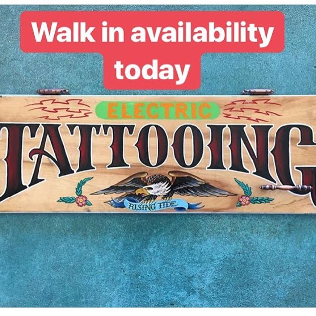 We generally have time for walk ins everyday so come on by and get that tattoo you've been wanting!!! #risingtidetattoo #coloradotattoo #bouldertattoo #303 #walkinswelcome #walkintattoo #tibetantattoo #traditionaltattoo #japanesetattoo #americantraditional #