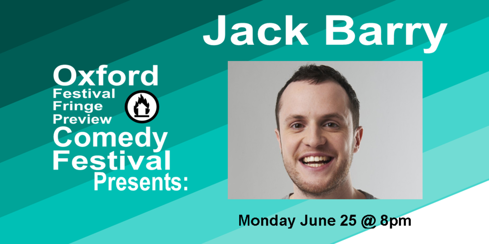 In the last year, acclaimed stand-up Jack Barry has been appointed by his parents as their couples therapist. To save the marriage, he's been reading up on sex, love and relationships, but is definitely still not an expert. Come and watch him try to save everyone with his hastily learned therapy techniques. Worst case scenario, it's quite irresponsible, best case, everyone is saved. ***** ( EdFestMag.com ). **** (Sunday Times). **** (List). **** ( ShortCom.co.uk ). **** ( EdFringeReview.com ). As seen/heard on BBC Radio 4, Channel 4, Channel 5 and ITV2. Tour support for James Acaster and Joe Lycett.  Doors at 7:30/Show at 8pm  60 minutes    Get your tickets   Here