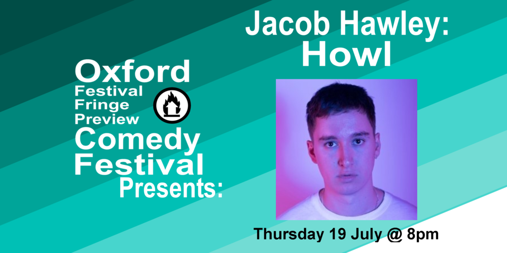 BBC New Comedy 2017 finalist Jacob Hawley presents his highly-anticipated debut hour. Hailing from a working-class Brexit town, Jacob now has an arts degree, a vegetarian girlfriend and an almost-convincing concern for climate change. It's not quite Billy Elliot but it's something. 'A mature, sharp wit, a relaxed manner and an undertow of political passion... clever, and different' (Bruce Dessau, Evening Standard). 'Mocks blind patriotism in an enjoyably offbeat way. Nicely Wry' (Steve Bennett,  Chortle.co.uk ). As seen on BBC Three and heard on BBC Radio 4.  Doors at 7:30/Show at 8pm  60 minutes  Get Your Tickets Here!