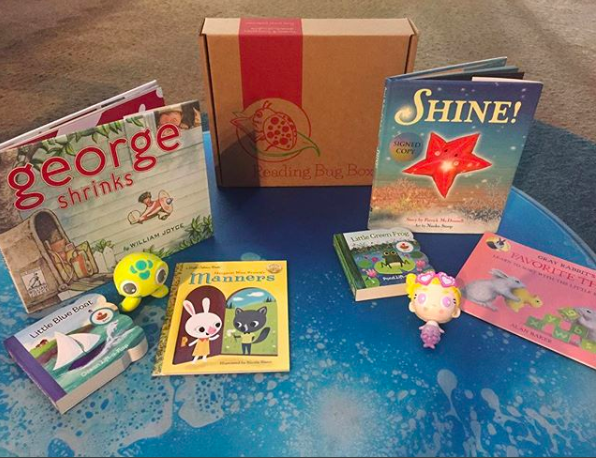 For the kids in your life, there is nothing better than a great adventure! How about one tailored to their interests delivered every month? Give some inspiration to put down the screens and dive into their imaginations with the Reading Bug Subscription Box! Best. gift. ever.