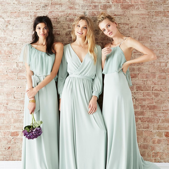 Twobirds   Bridesmaid dresses for modern weddings. Multiway dresses – one dress with over 15 ways to wrap!   View Twobirds