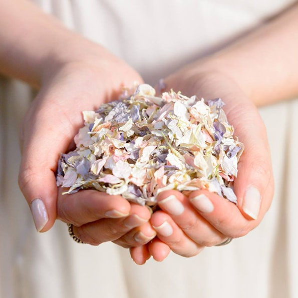 Shropshire Petals - Confetti   Location: Shropshire, but deliver Nationwide   View the Shropshire Petals website    @shropshirepetals