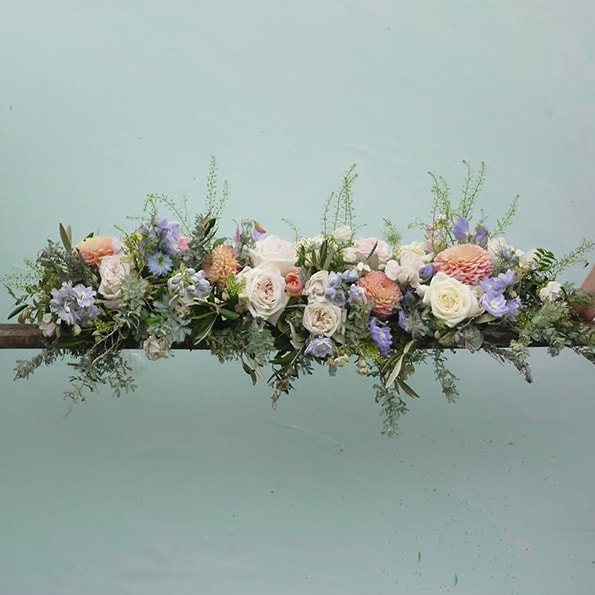 Lavender and Rose   Wedding prop hire from twin sistersRosie and Jess  Location: Scotland   View Website    @lavenderandroseevents