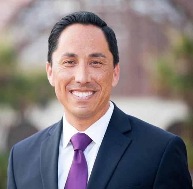 Assemblymember Todd Gloria
