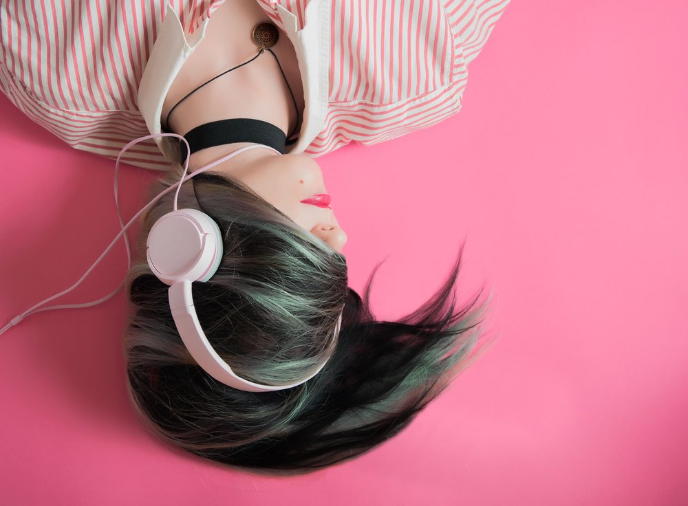 Make an inspiration playlist for those rainy days of the soul.