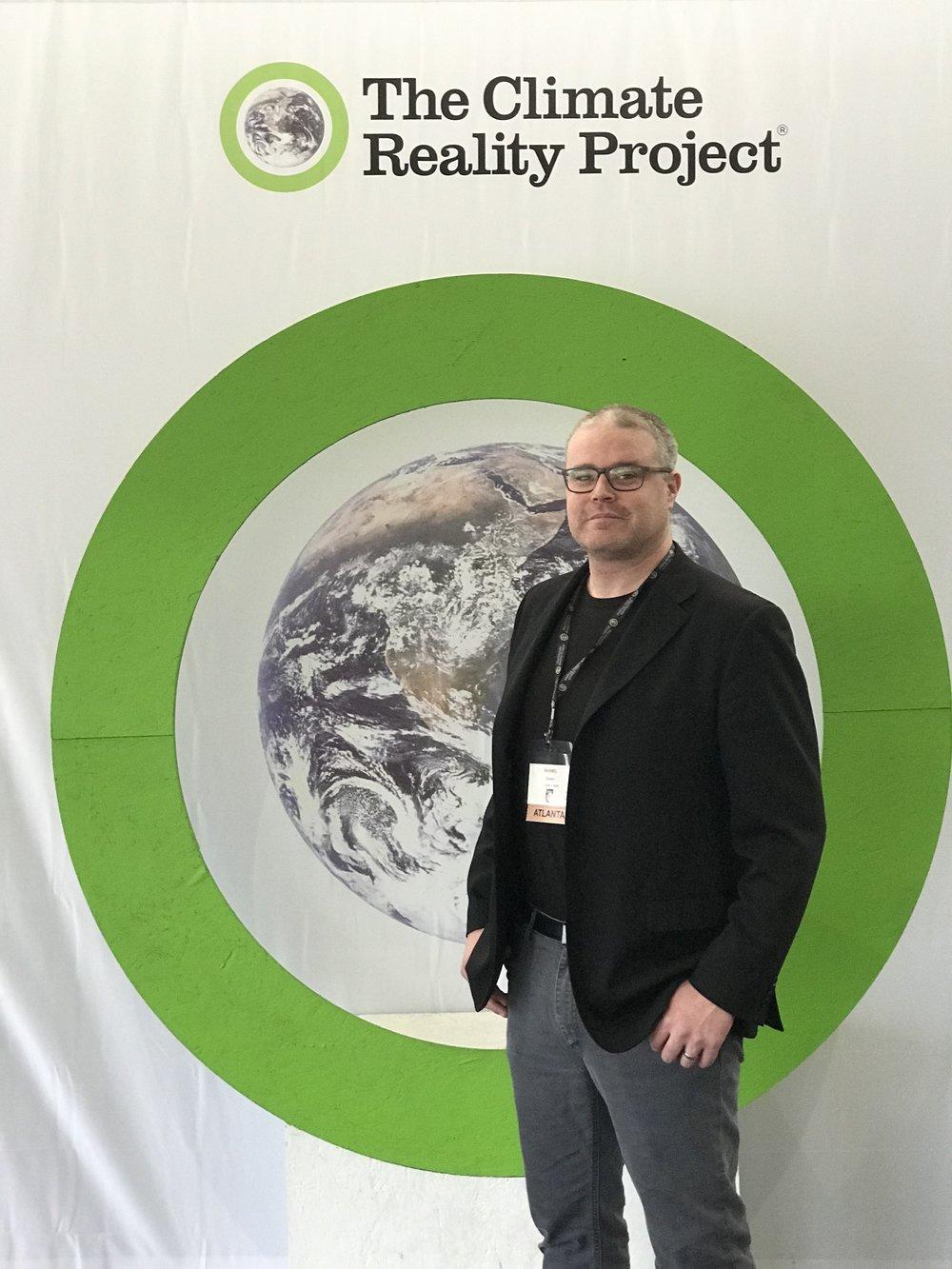 Dan at Climate Reality Training.jpg