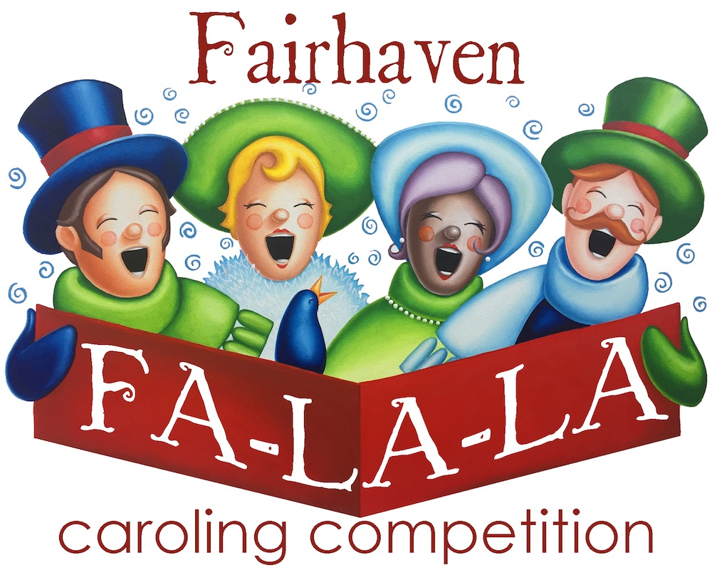 Falala Competition・December 22, 2018・Historic Fairhaven in Bellingham, WA