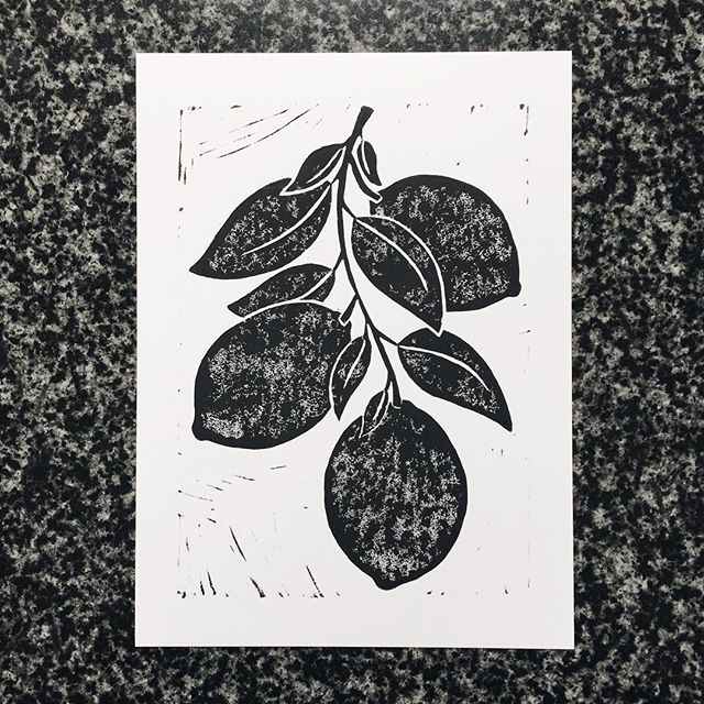 "I decided to do something I never thought I'd do again… I made another Instagram account. It's @remedypress and it's to document my printmaking explorations! I've always felt that my random creative journeys could fall under my @inkandmatter page, and I still feel that to be true to a certain extent. However, I also feel a need to keep the focus here on what it was always meant to be: a place for calligraphy education and wedding work. I wanted this year to feel more focused, and this is part of that. So since I've been doing a lot of block printing and introspective work lately, I decided to start sharing all of this over @remedypress. It's not a new business, it's just a name (more on that later) I gave to that particular form of art I've been working on because I didn't like the way ""ambersblockprints"" sounded. Head on over there and give it a follow if you feel so inclined! And as always, thank you all so much for the continuing support!"