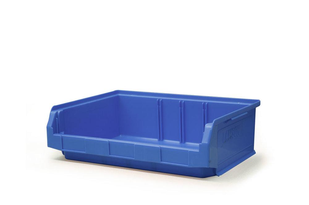 Size 3zd plastic bins - 150mm x 465mm x 350mm