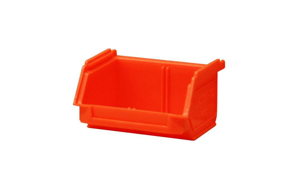 size 6 plastic bins - 55mm x 100mm x 95mm