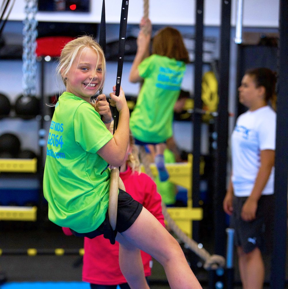YOUTH CROSSFIT -