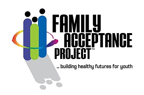 Family Acceptance      Project - The Family Acceptance Project® is a research, intervention, education and policy initiative that works to prevent health and mental health risks for lesbian, gay, bisexual and transgender (LGBT) children and youth, including suicide, homelessness and HIV – in the context of their families, cultures and faith communities. We use a research-based, culturally grounded approach to help ethnically, socially and religiously diverse families to support their LGBT children.Read the Helping Latter-day Saint Families with Lesbian,Gay, Bisexual & Transgender Children here.Learn more here about the Family Acceptance Project here.