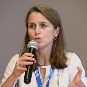 Catherine Wolfram, Haas -