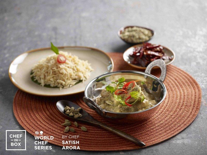 Chef Arora's Chicken Korma with Tomato Rice.jpg