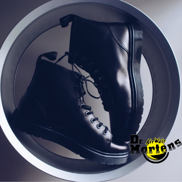 IN PARTNERSHIP WITH DR.MARTENS   1 pair of shoes that can be worn all year round.