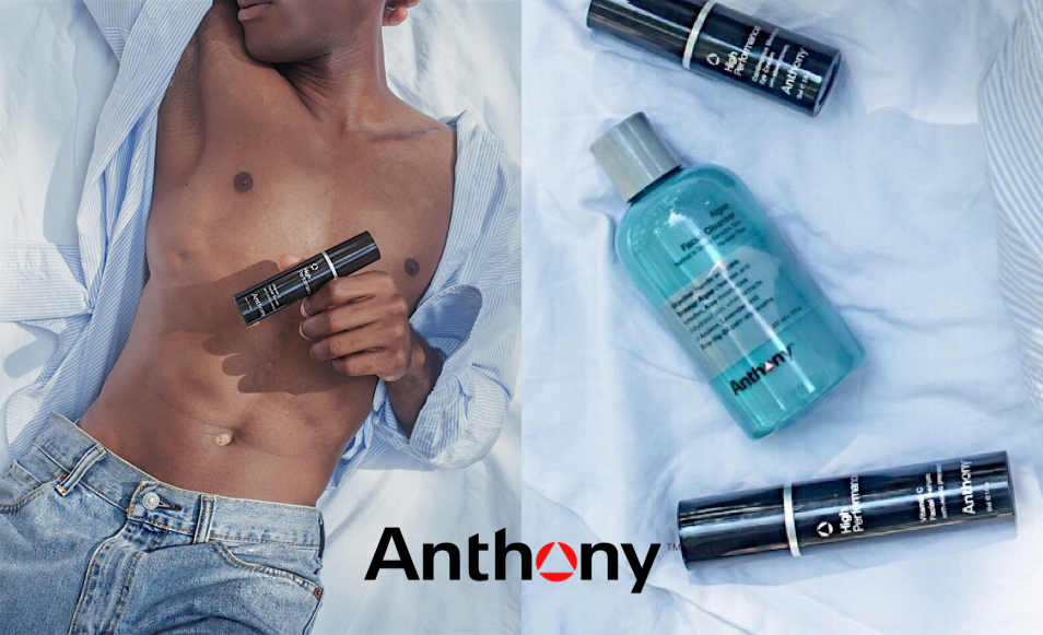 ANTHONY SKINCARE CANCER AWARENESS   A cancer awareness campaign in partnership with Anthony Skincare