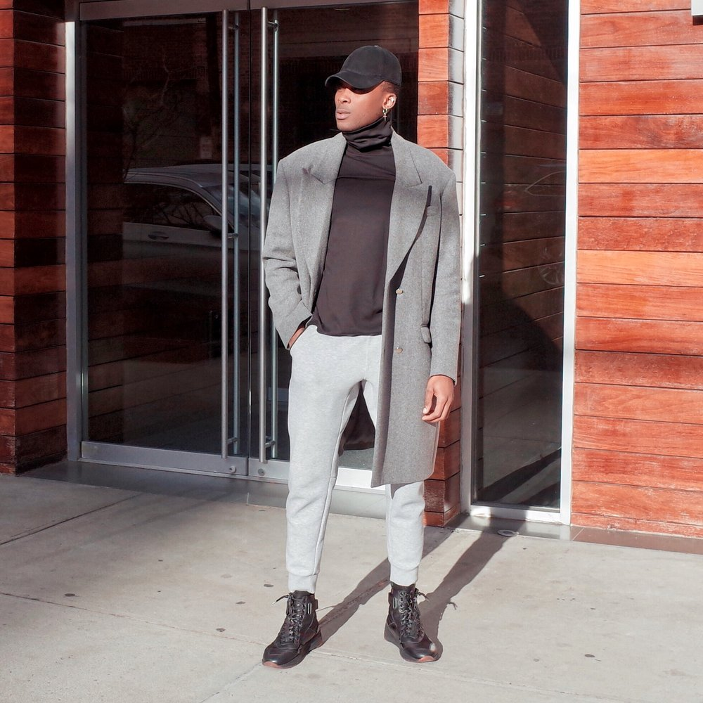 YOOX IN NYC   Inspired by Italian's knack of classic tailoring & American athletic energy.