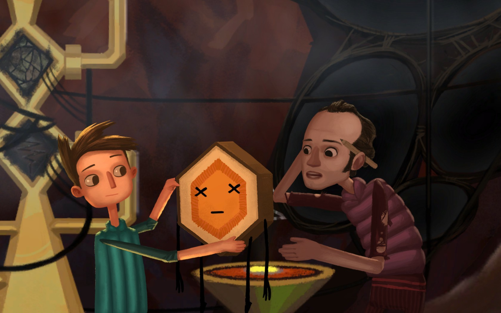 broken age act 2 pic 1