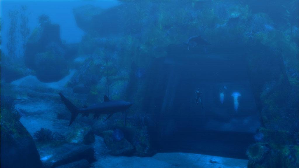 tomb raider underworld pic 1