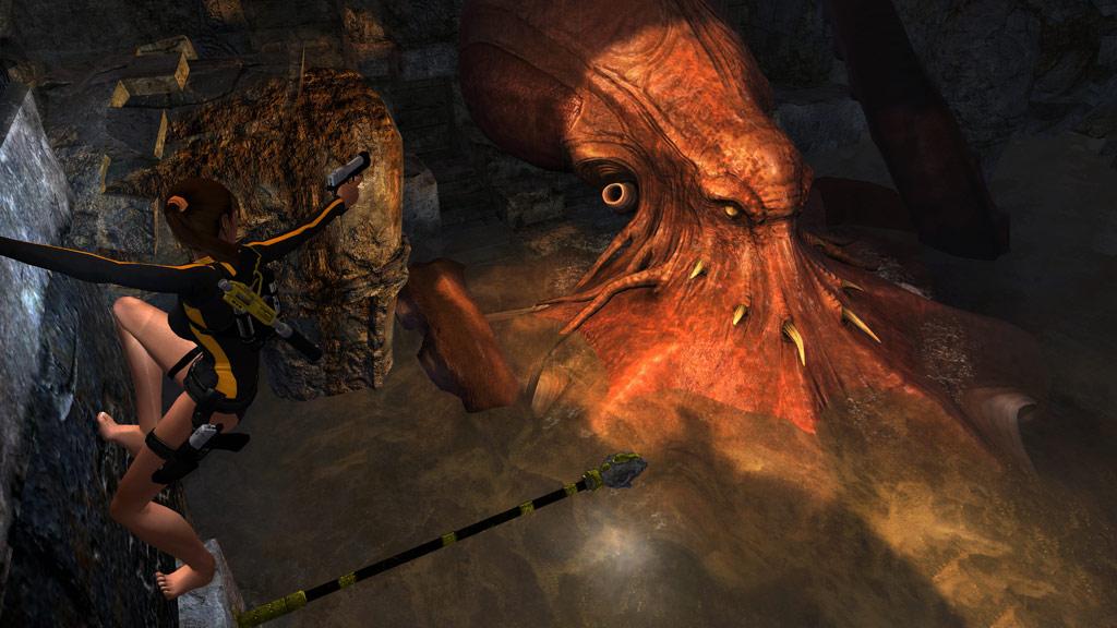 tomb raider underworld pic 2