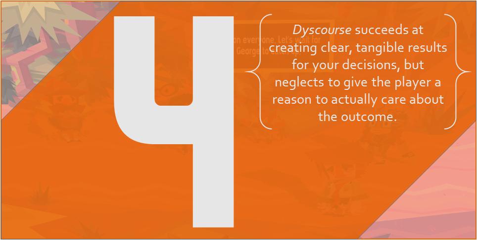 dyscourse score