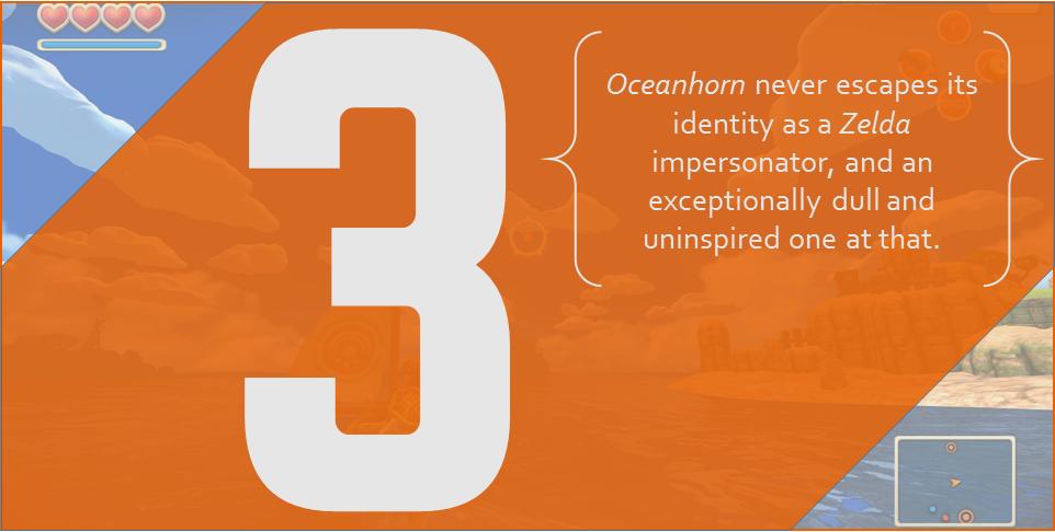 oceanhorn score