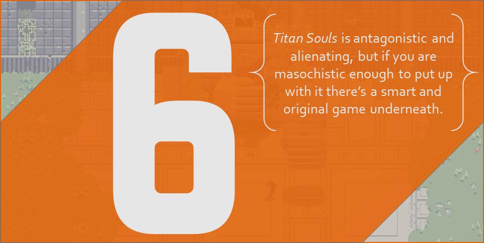 titan souls score