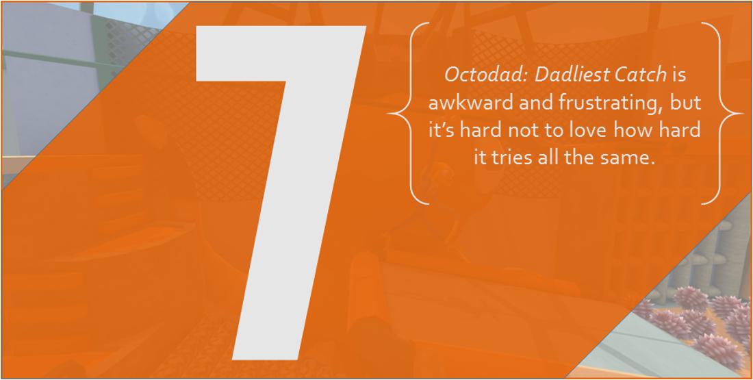 octodad score