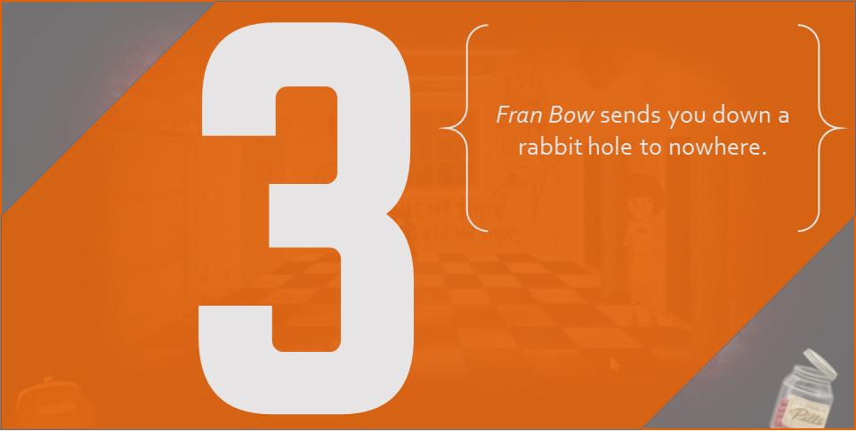 fran bow score