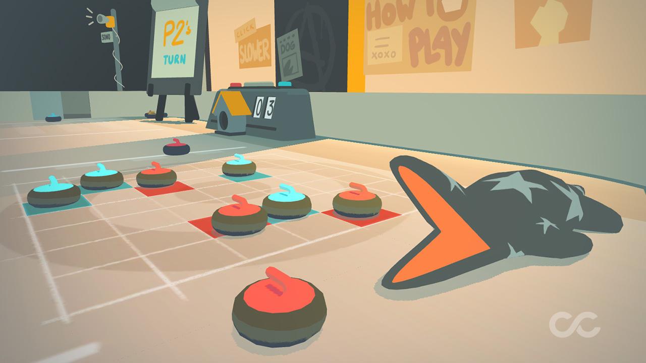cuckoo curling