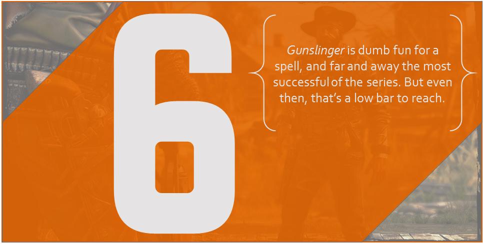 gunslinger score