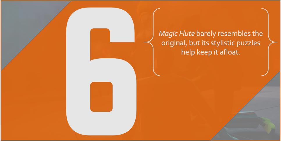 magic flute score