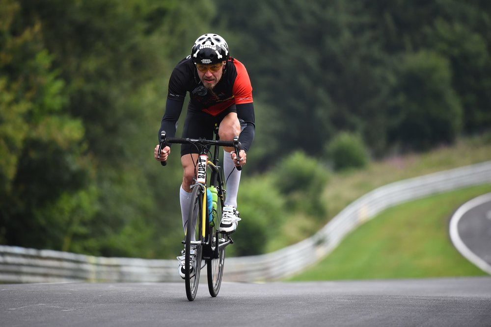 Off-bike cyclists assessment -