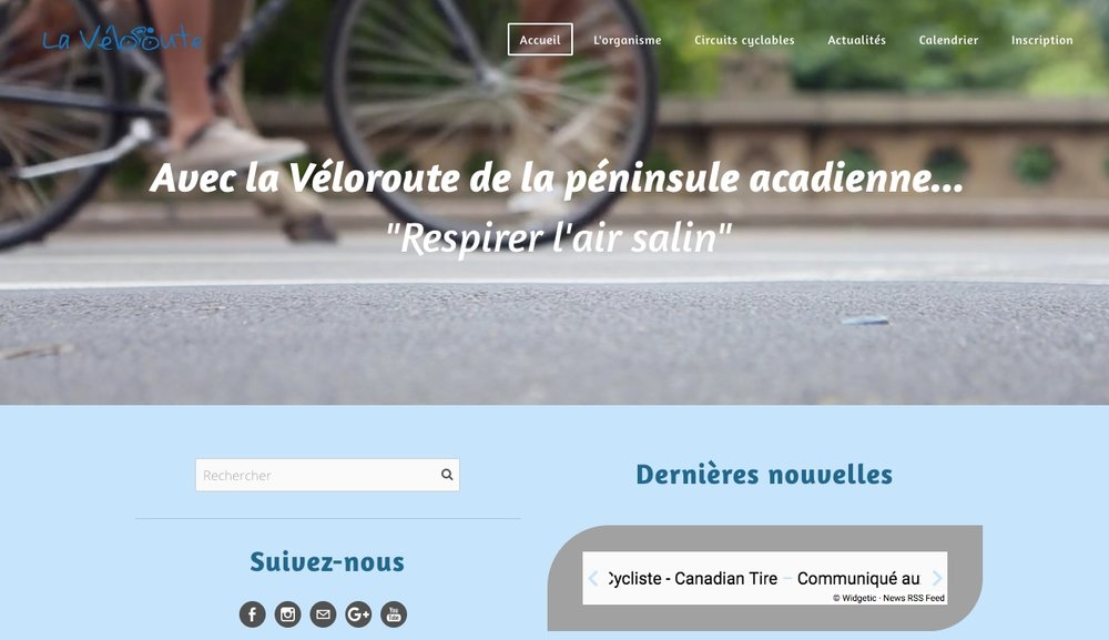 La Véloroute -
